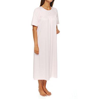 70.00 More Details · Calida 33400 Soft Cotton Short Sleeve Night Shirt  Gown (Bonbon L) 62cb74b8b