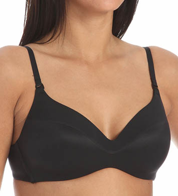 DKNY 456178 Fusion Custom Fit Wirefree Bra (Black)