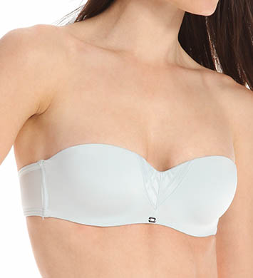 Emporio Armani 163181MB Modern Beauty Lace & Micro Convertible Bra (Cloud)