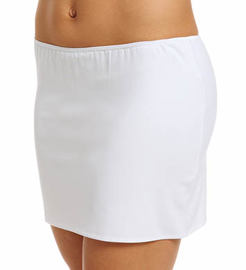 Farr West 25712 12 Inch Low Rise Half Slip (White)