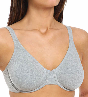 Fruit Of The Loom 9292 Extreme Comfort Bra (Grey)