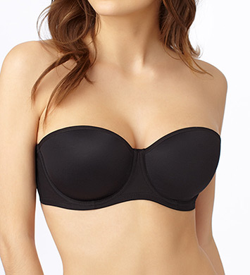 Le Mystere 9756 Soiree Strapless Bra (Black)