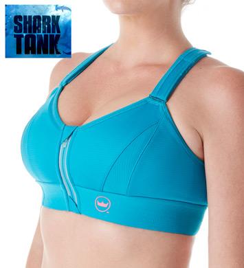 SHEFIT 110002 Ultimate Sports Bra II (Turquoise)