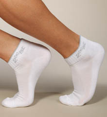 3 Pack Quarter Top Socks