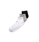 Quarter Top Socks - 3 Pack