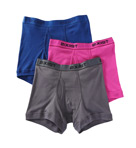 Essentials New Boxer Briefs - 3 Pack