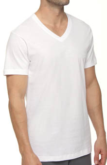 Essentials V-Neck T-Shirt 3 Pack