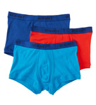 2xist Essentials No Show Trunks 3 Pack 2033303