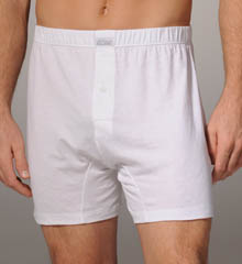 Pima Button Fly Boxer
