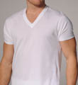Pima V-Neck T-Shirt Image