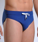 Core Knit Rio Covered Waistband Swim Brief