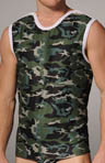 Camouflage Muscle Shirt