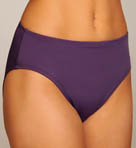 Solid High Waist Swim Bottom