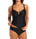 solid tankini set