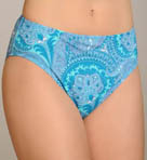 Curacao High Waist Swim Bottom