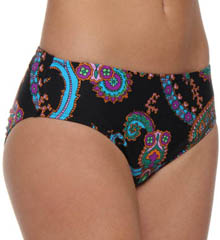 Tangiers High Waist Swim Bottom