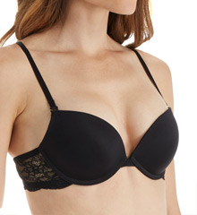 Affinitas Intimates - Affinitas Intimates 1311 Nicole Plunge Push Up Bra