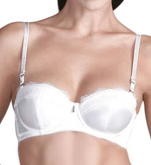 Bridal Balconnet Padded Bra
