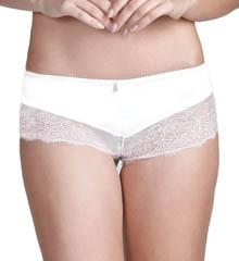 Affinitas Intimates Bridal Boyshort Panty 355