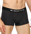 Agacio Short Stripes Boxer Brief 4 Inch Inseam 5840