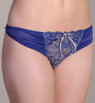 Alegro Floral Waltz Thong 9008B