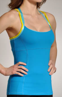 Split Strap Tank