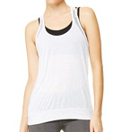 Alo Sunset Mesh Detail Tank Top W2395R