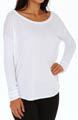 Long Sleeve Circle Top Image