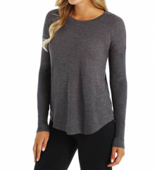 Alo Extreme Curved Long Sleeve Top W3193R