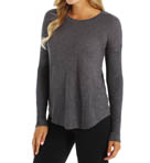 Extreme Curved Long Sleeve Top Image