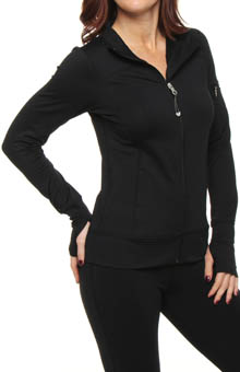 Performance Fleece Track Jacket