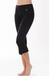 Fundamentals Fitted Capri Pants With Shaped Panel