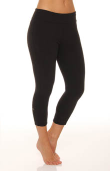Cross Back Capri Legging