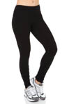 Inhale Shirred Legging Image