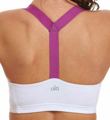 Alo Flirt T-Back Sports Bra W9009R