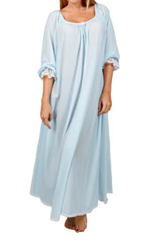 Long Sleeve Long Gown