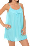Babydoll Gown With Ruffle