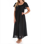 Short Sleeve Ankle Length Nightgown Image