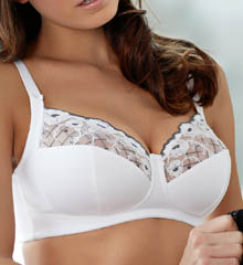 Mia Amelia Cotton Soft Cup Bra