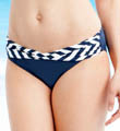 Anne Cole Yacht Club Twist Front Swim Bottom 14MB325