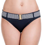 Anne Cole Color Block Belted Hipster Swim Bottom 14MB331