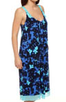 Anne Klein Forget Me Knot Sleeveless Gown With Shelf Bra 8010293
