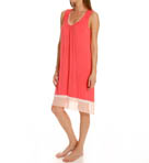 Anne Klein Coral Sleeveless Ballet Gown 8010385