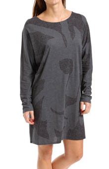 Anne Klein Merry & Bright Long Sleeve Sleepshirt 8310369