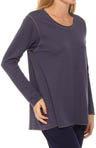 Anne Klein AK Endless Comfort Reversible Long Sleeve Top 8410276