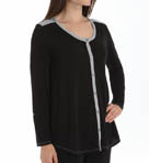 Anne Klein Ritzy 3/4 Sleeve Roll Up Top 8510415