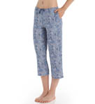 Chambray Cropped Pant Image