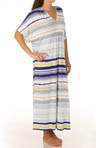 Get Away Glam Short Sleeve Long Caftan