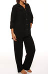 Anne Klein Poised & Poetic Long Sleeve PJ Set 8710287