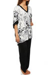 Anne Klein Your Favorite Band Caftan Long PJ 8710323